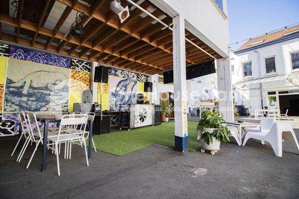 Photo d'une salle à louer à Molenbeek-Saint-Jean, Bruxelles, Dans l'entrepôt de Pierre - Salle 3 + Salle 4 + Le bar 11130