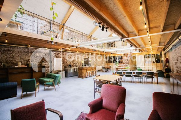 Picture of an event venue rental in Saint-Gilles, Brussels, Inside the Palazzo coworking space 11241
