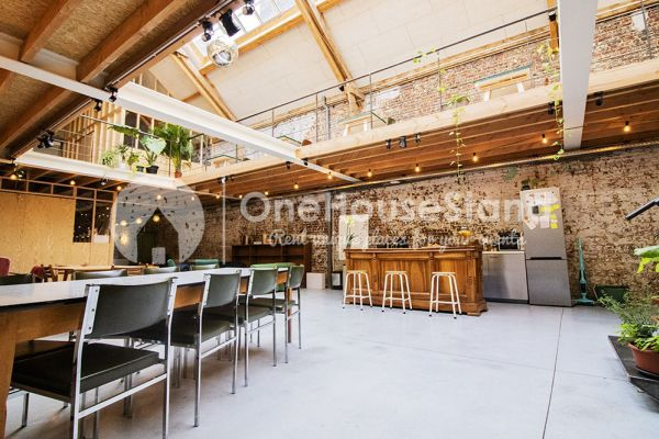 Picture of an event venue rental in Saint-Gilles, Brussels, Inside the Palazzo coworking space 11243
