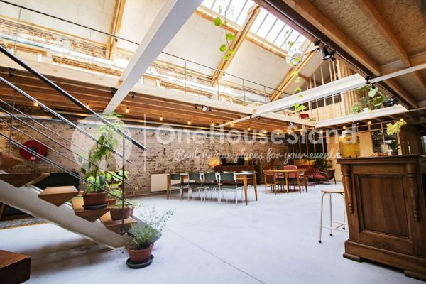 Picture of an event venue rental in Saint-Gilles, Brussels, Inside the Palazzo coworking space 11244
