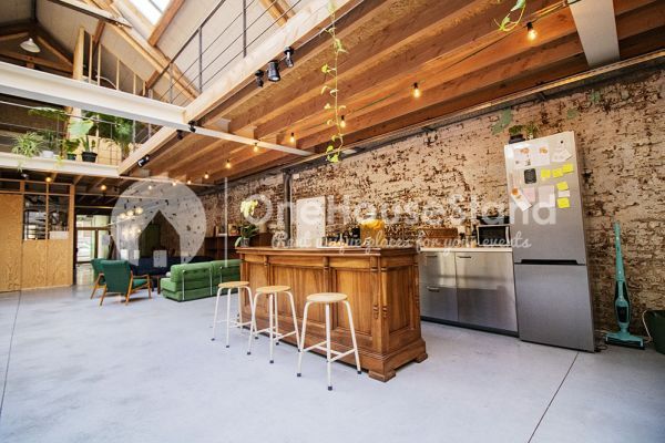 Picture of an event venue rental in Saint-Gilles, Brussels, Inside the Palazzo coworking space 11245