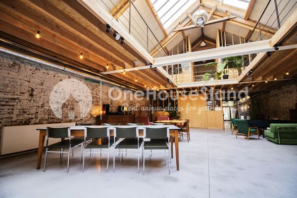 Picture of an event venue rental in Saint-Gilles, Brussels, Inside the Palazzo coworking space 11246