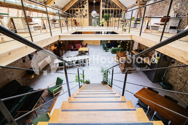 Picture of an event venue rental in Saint-Gilles, Brussels, Inside the Palazzo coworking space 11247