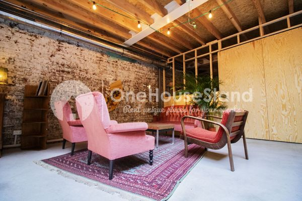 Picture of an event venue rental in Saint-Gilles, Brussels, Inside the Palazzo coworking space 11248