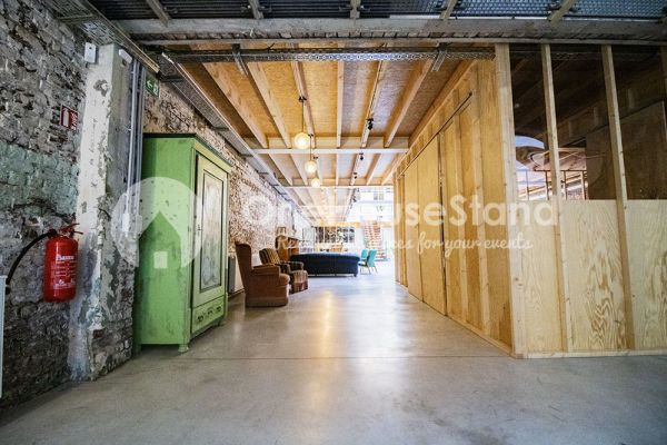 Picture of an event venue rental in Saint-Gilles, Brussels, Inside the Palazzo coworking space 11251