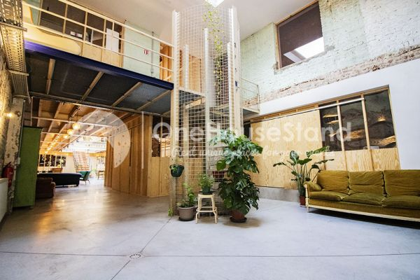 Picture of an event venue rental in Saint-Gilles, Brussels, Inside the Palazzo coworking space 11252