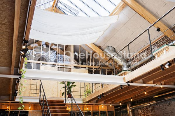 Picture of an event venue rental in Saint-Gilles, Brussels, Inside the Palazzo coworking space 11266