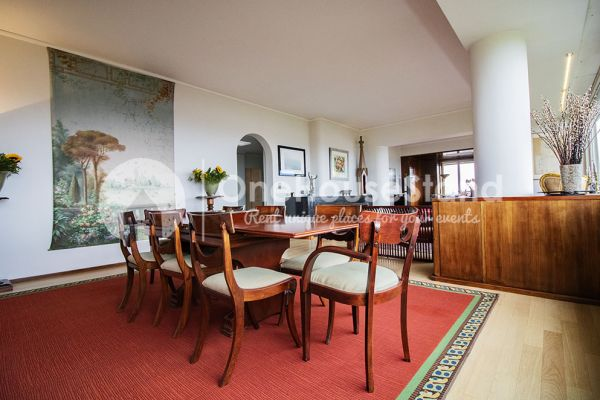 Picture of an event venue rental in Elsene, Brussels, Inside Darling's apartment 11281