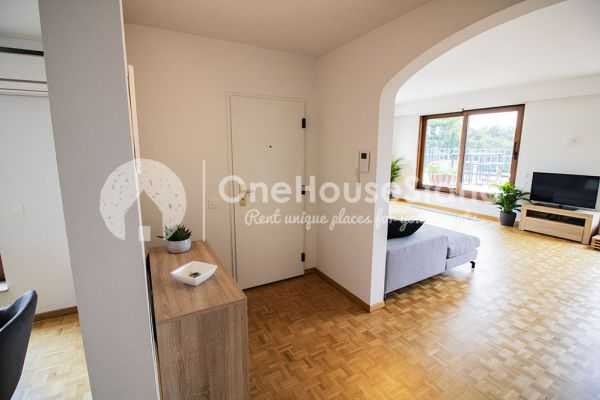 Picture of an event venue rental in Elsene, Brussels, Inside Jess & Sebastien's penthouse 11321