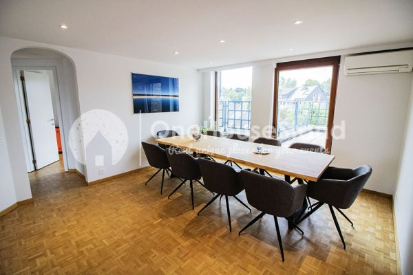 Picture of an event venue rental in Elsene, Brussels, Inside Jess & Sebastien's penthouse 11323