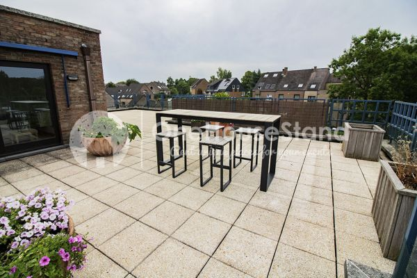 Picture of an event venue rental in Elsene, Brussels, Inside Jess & Sebastien's penthouse 11341