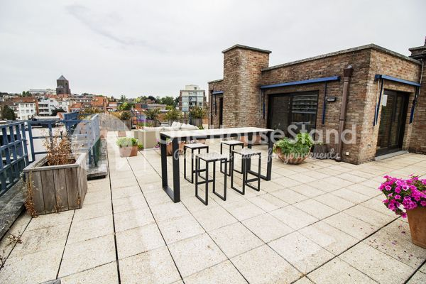 Picture of an event venue rental in Elsene, Brussels, Inside Jess & Sebastien's penthouse 11342