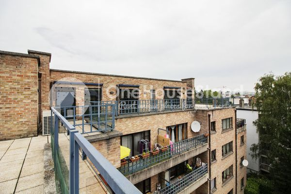 Picture of an event venue rental in Elsene, Brussels, Inside Jess & Sebastien's penthouse 11347