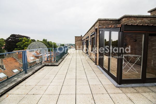 Picture of an event venue rental in Elsene, Brussels, Inside Jess & Sebastien's penthouse 11348