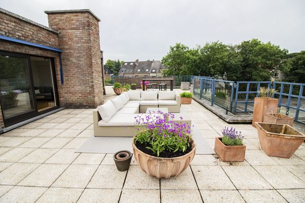 Picture of an event venue rental in Elsene, Brussels, Inside Jess & Sebastien's penthouse 11365