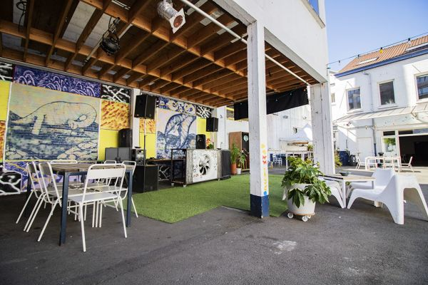 Picture of an event venue rental in Molenbeek-Saint-Jean, Brussels, Inside Pierre's warehouse - The whole space 11366
