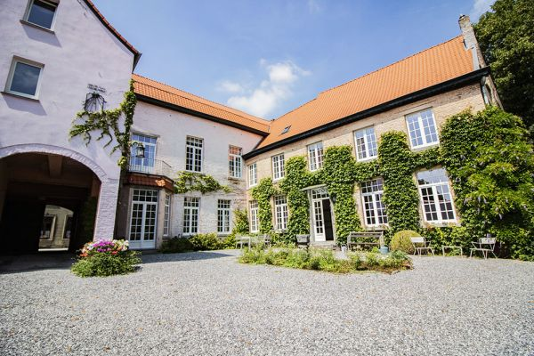Picture of an event venue rental in Malèves-Sainte-Marie-Wastines, Walloon Brabant, Inside Yveline & Didier's house 11450