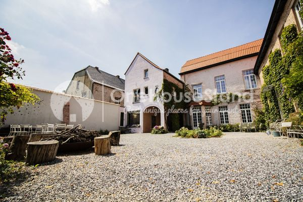 Picture of an event venue rental in Malèves-Sainte-Marie-Wastines, Walloon Brabant, Inside Yveline & Didier's house 11474