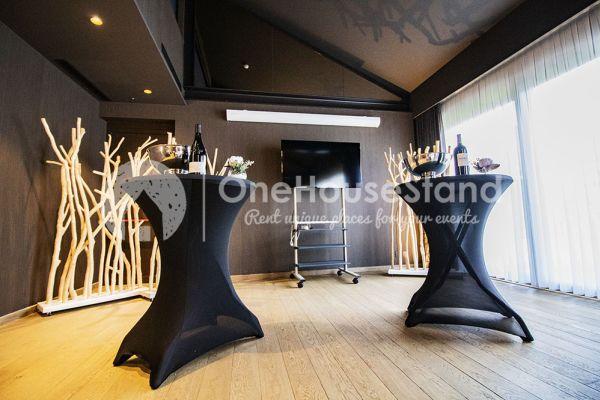 Photo d'une salle à louer à Florenville, Luxembourg, Dans l'hôtel Le Florentin 11571