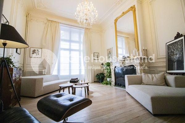 Photo d'une salle à louer à Brussel, Bruxelles, Dans la maison de Mia 11667