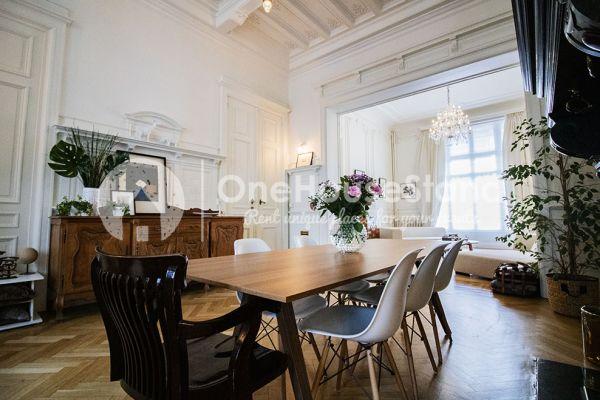 Photo d'une salle à louer à Brussel, Bruxelles, Dans la maison de Mia 11676