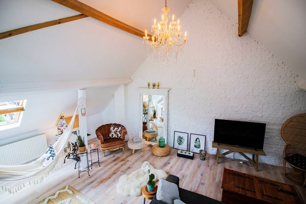 Picture of an event venue rental in Affligem, Flemish Brabant, Inside Laura's loft & house 12007