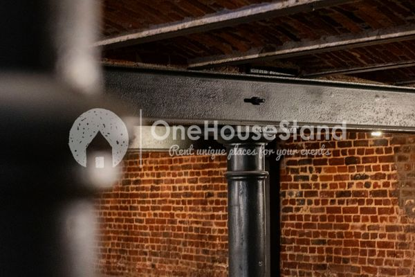 Picture of an event venue rental in Anderlecht, Brussels, Inside Maxime's basement 12105