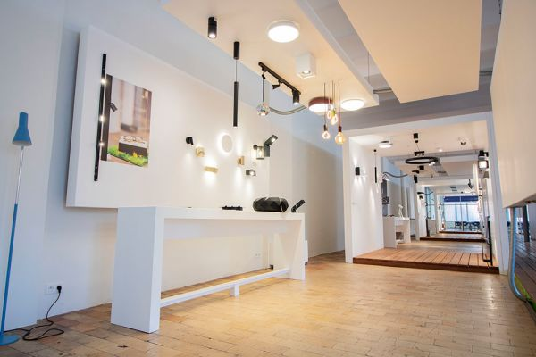 Picture of an event venue rental in Anderlecht, Brussels, Inside Maxime's showroom 12116