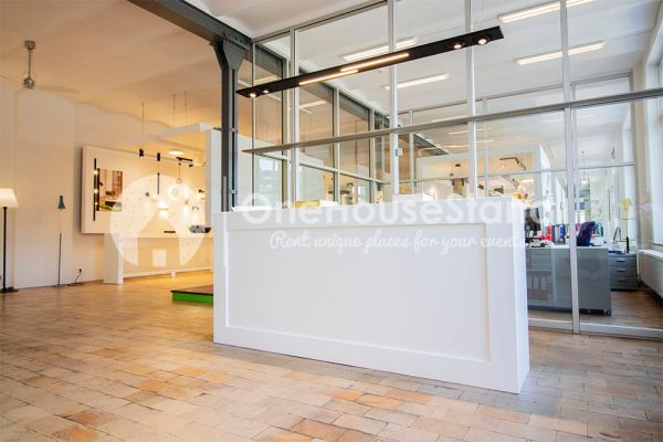 Picture of an event venue rental in Anderlecht, Brussels, Inside Maxime's showroom 12117