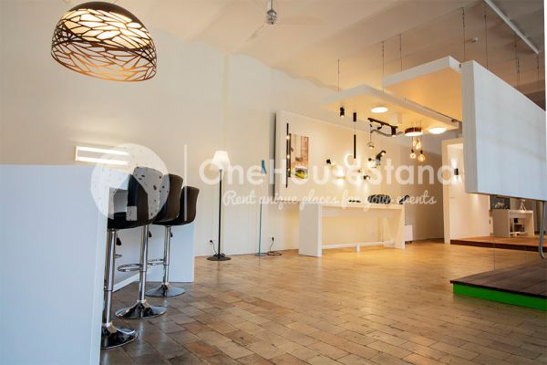 Picture of an event venue rental in Anderlecht, Brussels, Inside Maxime's showroom 12118