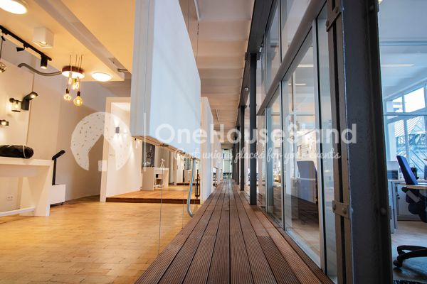 Picture of an event venue rental in Anderlecht, Brussels, Inside Maxime's showroom 12120