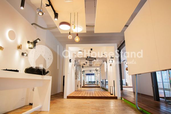 Picture of an event venue rental in Anderlecht, Brussels, Inside Maxime's showroom 12121