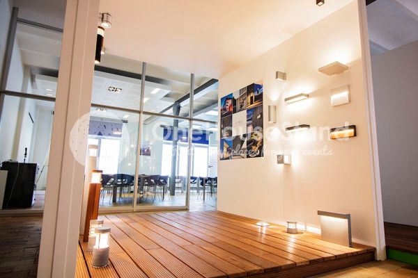 Picture of an event venue rental in Anderlecht, Brussels, Inside Maxime's showroom 12126