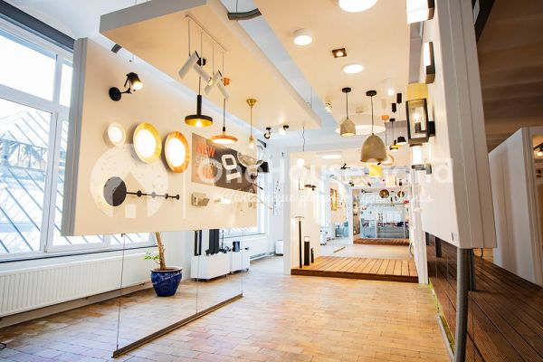 Picture of an event venue rental in Anderlecht, Brussels, Inside Maxime's showroom 12127