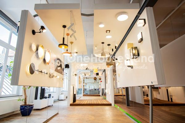 Picture of an event venue rental in Anderlecht, Brussels, Inside Maxime's showroom 12128