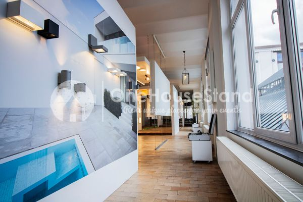 Picture of an event venue rental in Anderlecht, Brussels, Inside Maxime's showroom 12131