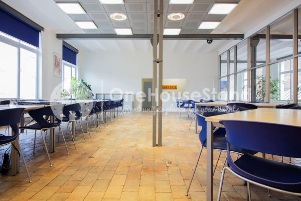 Picture of an event venue rental in Anderlecht, Brussels, Inside Maxime's showroom 12136