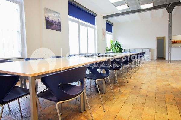 Picture of an event venue rental in Anderlecht, Brussels, Inside Maxime's showroom 12137
