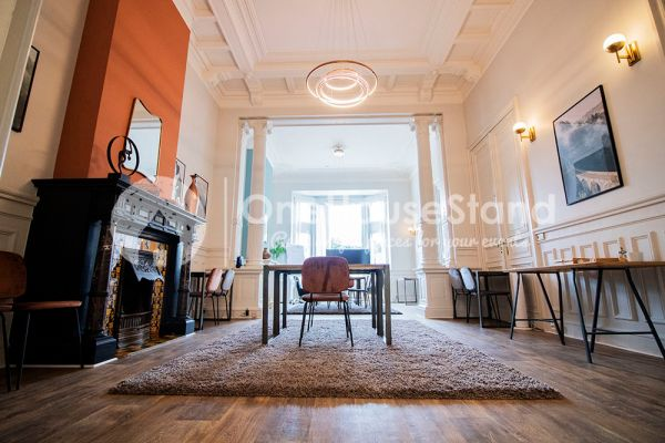 Picture of an event venue rental in Brussel, Brussels, Inside Andras' offices 12164
