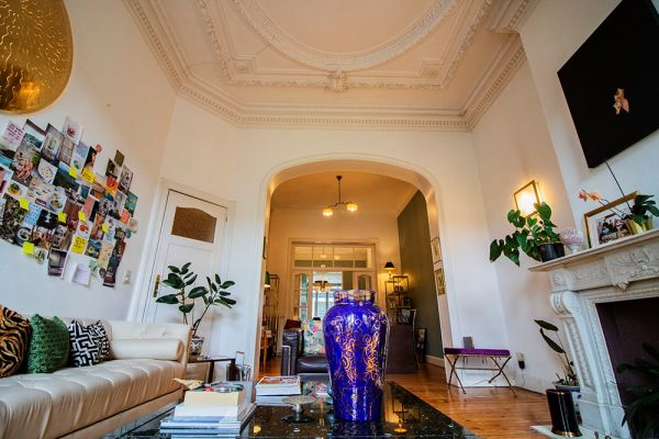 Picture of an event venue rental in Brussel, Brussels, Inside Zoi's apartment 12203