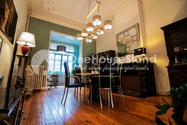 Picture of an event venue rental in Brussel, Brussels, Inside Zoi's apartment 12205