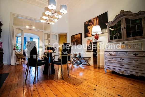 Picture of an event venue rental in Brussel, Brussels, Inside Zoi's apartment 12207