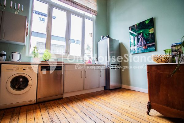 Picture of an event venue rental in Brussel, Brussels, Inside Zoi's apartment 12208