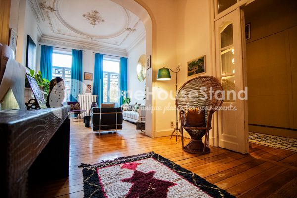 Picture of an event venue rental in Brussel, Brussels, Inside Zoi's apartment 12211