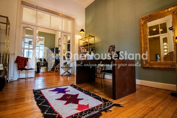 Picture of an event venue rental in Brussel, Brussels, Inside Zoi's apartment 12212