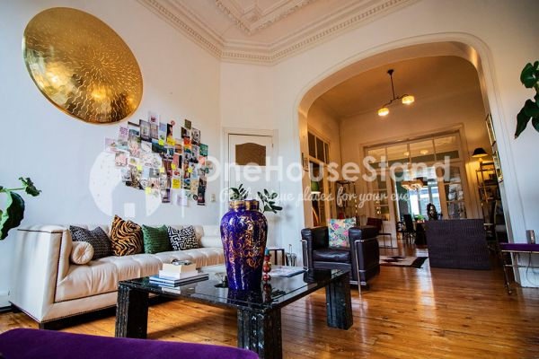 Picture of an event venue rental in Brussel, Brussels, Inside Zoi's apartment 12215