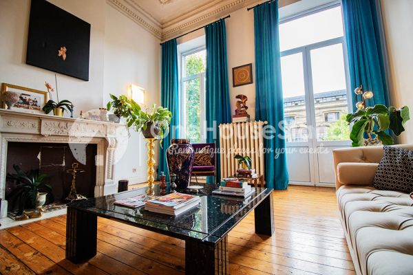 Picture of an event venue rental in Brussel, Brussels, Inside Zoi's apartment 12218