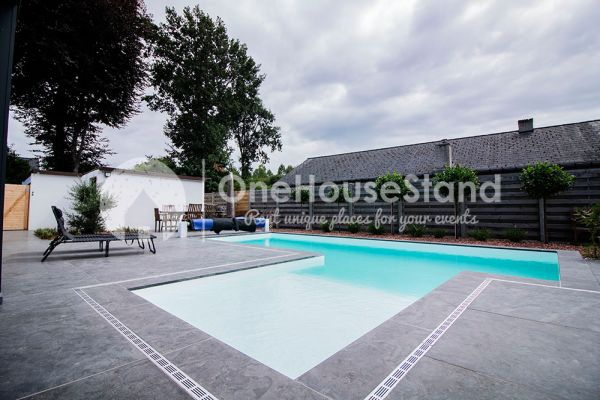 Picture of an event venue rental in Beverlo, Limburg, Inside Wim's house 12249