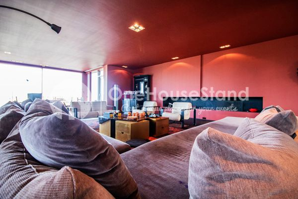 Photo d'une salle à louer à Brussel, Bruxelles, Dans le loft de Gloria 12355