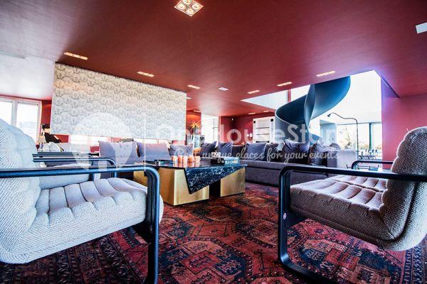 Photo d'une salle à louer à Brussel, Bruxelles, Dans le loft de Gloria 12359